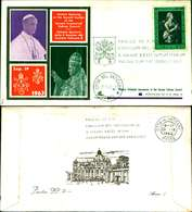 10245a)F.D.C Sollenne Apertura Della II Sessione Del Concilio Vaticano II 29-963 - FDC