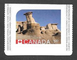 CANADA 2015, #2845  UNESCO ERROR Single Stamp  See Description  MNH - Booklets