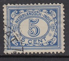 NIED. INDIEN 1940 - MiNr: 286  Used - Niederländisch-Indien