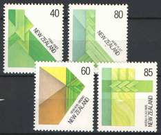 New Zealand 1987. Plants Nice Set MNH (**) - Ungebraucht