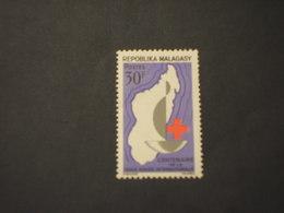 MADAGASCAR - 1963 CROCE ROSSA - NUOVO(++) - Madagascar (1960-...)