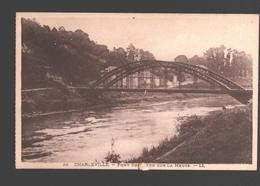 Charleville - Pont Suspendu Sur La Meuse - Charleville