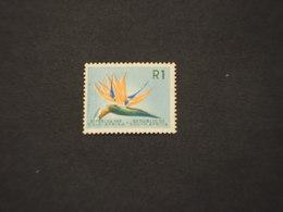 SUD AFRICA - 1961/2 FIORE 1 R. - NUOVO(++) - Sud Africa (1961-...)