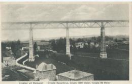 Moresnet - Groeten Uit Moresnet - Groote Spoorbrug - Uitgave P. Simons - 1932 - Plombières