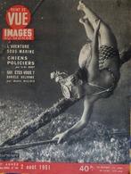 MAGAZINE: POINT DE VUE-IMAGES DU MONDE N° 165 (02 Août 1951) OBSÈQUES DE PÉTAIN- HYDE PARK- PLONGÉE SOUS-MARINE - Informations Générales