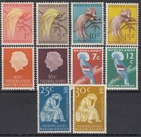 NIED. NEUGUINEA  - MiNr: Lot 10 X Feinst ** / MNH - Niederländisch-Neuguinea