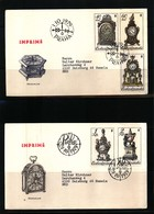 Czechoslovakia 1979 Clocks FDC - Uhrmacherei