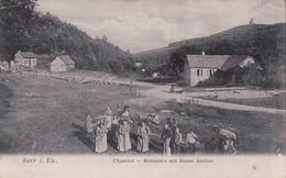 Barr I. Els. Chantier Holzplatz Mit Ruine Andlau - Barr