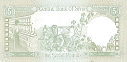 SY P. 100e 5 P 1991 UNC - Syrie