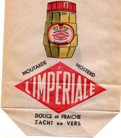 Sac Papier Moutarde L'impériale - Publicités