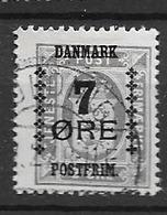 1926 USED  Danmark Mi 160 - Oblitérés