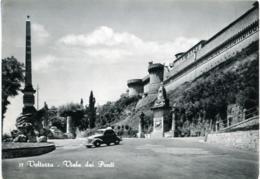 VOLTERRA  PISA  Viale Dei Ponti   Auto Fiat Topolino - Pisa