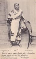 ZANZIBAR. SWAHILI WOMAN. PEREIRA DE LORD BROTHERS. CIRUCULEE 1906 A FRANCE-RARISIME- BLEUP - Tanzania