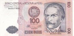 Peru 1987 100 Cien Intis (G88-52) - Pérou