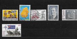 ESPAGNE 2992/2994/2995/3043/3048/3072 Oblitéres Rond - 1931-Aujourd'hui: II. République - ....Juan Carlos I