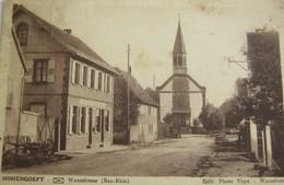 PM750 * Hohengoeft Wasselonne - Wasselonne