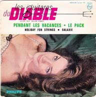 LES GUITARES DU DIABLE  - Le Pack - EP - 45 Rpm - Maxi-Single