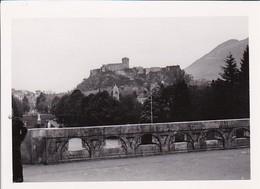 Foto Lourdes - Burg - Frankreich - Ca. 1940 - 9*6cm (37905) - Orte