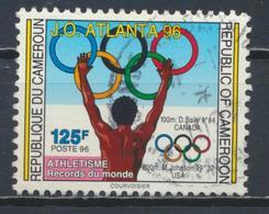 °°° CAMERUN - Y&T N°880 - 1996 °°° - Camerun (1960-...)
