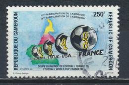 °°° CAMERUN - Y&T N°895 - 1998 °°° - Camerun (1960-...)