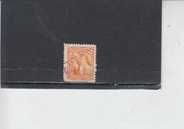 VENEZUELA  1947-49 - Yvert  271° - Serie Corrente - Venezuela