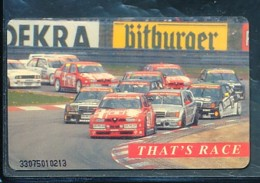 GERMANY Telefonkarten K 969 93 - Motorsport  - Auflage 3000 Stück - Siehe Scan -15480 - K-Series : Série Clients