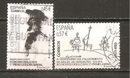 España/Spain-(usado) - Edifil  5025-26 - Yvert  4742-43 (o) - 1931-Hoy: 2ª República - ... Juan Carlos I