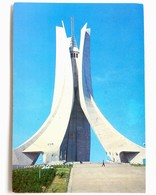 #368  Martyrs' Memorial, Maqam Echahid Monument  - ALGER, ALGERIA - Postcard - Algiers