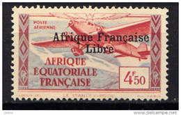 AEF - A17** - LE STANLEY-POOL / AFRIQUE FRANCAISE LIBRE - Neufs