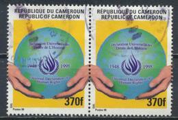 °°° CAMERUN - Y&T N°896 - 1998 °°° - Camerun (1960-...)