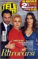 Telesette - 37-2008 - Virna Lisi - Flavia Montrucchio - Claudia Zanella - Télévision