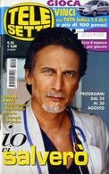Telesette - 35-2008 - Cesare Bocci - Télévision