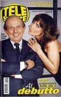 Telesette - 21-2009 - Magalli E Giarusso - Télévision