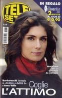 Telesette - 39-2009 - Barbareschi - Anna Valle - Télévision