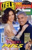 Telesette - 25-2009 - Caterina Balivo - Biagio Izzo - Televisione