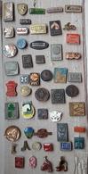 Croatia Bosnia Yugoslavia Slovenia 50 Different Pins  LOT 4 - Badges