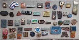 Croatia Bosnia Yugoslavia Slovenia 50 Different Pins  LOT 8 - Badges
