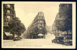 Cpa Du 75 Paris 18ème Angles Des  Rues Lamarck Et Caula Incourt   GX20 - Arrondissement: 18