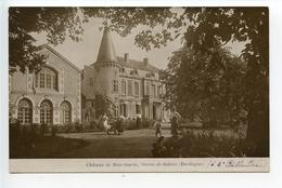 Siorac De Belvès Château De Bois - France