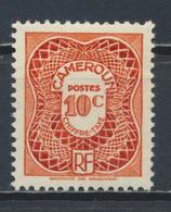 °°° CAMERUN - Y&T N°25 TAXE MNH - 1947 °°° - Camerun (1960-...)
