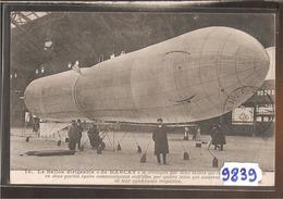 9839  D10  LE BALLON DIRIGEABLE DE MARCAY - Dirigibili