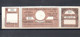 FRANCE PARIS - Mint/Hinged