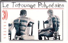 FRENCH POLYNESIA(chip) - Le Tatuage Polynesien, 11/99, Used - French Polynesia