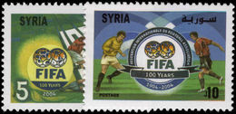 Syria 2004 FIFA Unmounted Mint. - Syrie