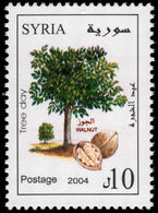 Syria 2004 Tree Day Unmounted Mint. - Syria
