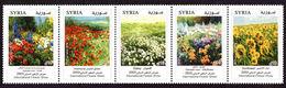 Syria 2003 International Flower Show Unmounted Mint. - Syria