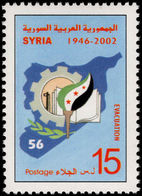 Syria 2002 Evacuation Of ForeignTroops Unmounted Mint. - Syria