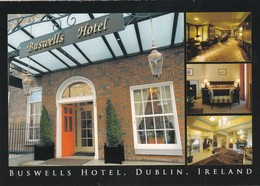 Postcard Buswells Hotel [ Molesworth Hotel ] Dublin My Ref  B23190 - Dublin