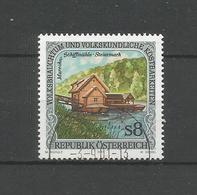 Austria 2001 Folklore  Y.T. 2171 (0) - 2001-10 Used