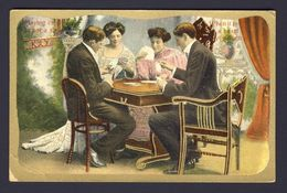 Men Women Playing Cards Playing Cards Is Not A Sin When It Is A Heart You'd Win - Playing Cards